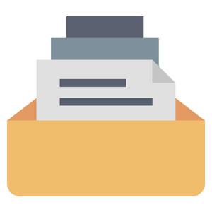 <em>Connaissances</em><br><b>Procédure avec reçus originaux</b>